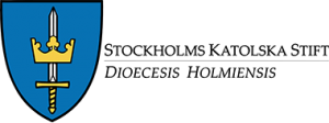 Logotyp för Stockholms Katolska Stift
